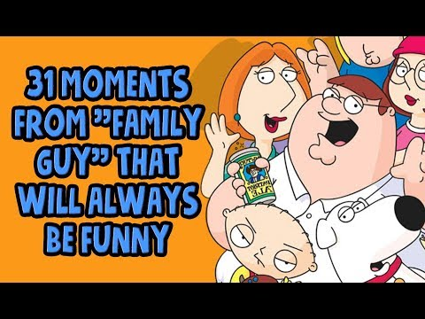 31 Moments From Family Guy That Will Always Be Funny