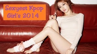 TOP 10 Sexiest/Hottest Kpop Girl's 2014 | voted by Fans