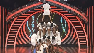 D3 D 4 Dance | Super dedication for Mammooka I Mazhavil Manorama