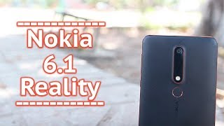 Nokia 6.1 2018 Reality   Gaming+Camera+Speed!