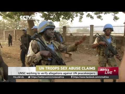 Xxx Mp4 UNSC Working To Verify Sex Allegations Against UN Peacekeepers 3gp Sex
