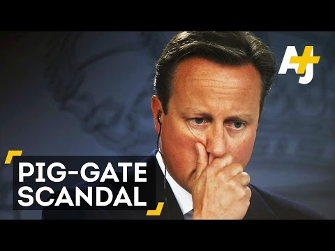 Xxx Mp4 David Cameron Allegations Improper Conduct With A Pig Corpse And Drug Use In New Biography 3gp Sex