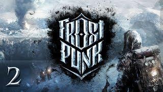 FROSTPUNK Demo #2 FROST BITES This War of Mine Coldpocalypse - Let
