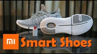 Xiaomi Mijia Smart Shoes review - Rs. 3000 to Rs. 5000