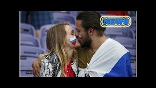 News Russian women told to avoid sex with foreigners during World Cup: