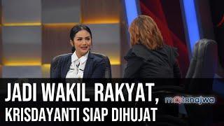 Penghuni Baru DPR: Jadi Wakil Rakyat, Krisdayanti Siap Dihujat (Part 1) | Mata Najwa