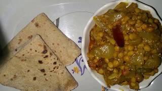 Lauki Chana Dal Ki Sabzi | Lauki Chana Dal | Lauki ki sabzi video in hindi