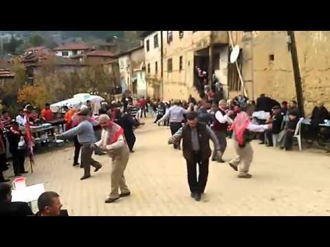 Bursa Keles Gelemiç Köyü Oyunu Düğün