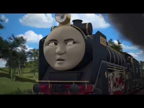 Thomas e seus amigos O herói de Henry