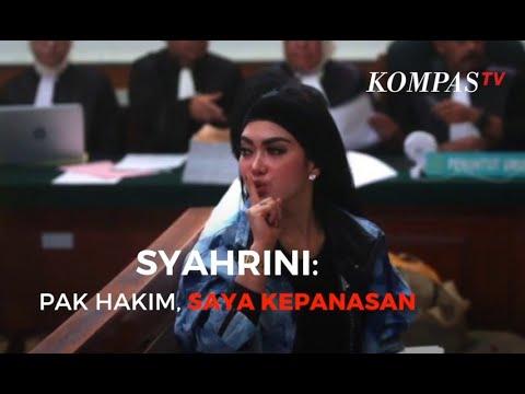 Syahrini: Pak Hakim, Saya Kepanasan
