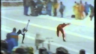1984 Winter Olympics - Men's 500 Meter Speed Skating - Part 2