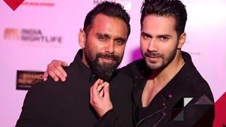 Varun Dhawan At Star Studded Award Night | Bollywood Gossip