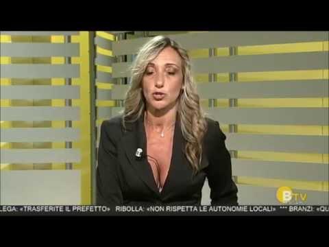 Simona Befani scollata