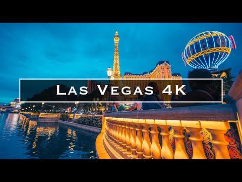 Las Vegas 4K