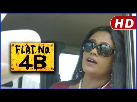 Flat No 4B Movie | Scenes | Sreejith Ravi Brings Seema For doing Prostitution | Seema
