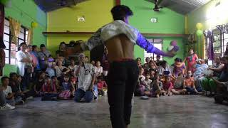 b boying dance battle | shut up and dance | bboy hasan vs bboy wicked vs bboy wang | dance addiction