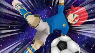 Inazuma Eleven Strikers Go 2013  Inazuma Japan vs Team Ogre Wii Epic (hacks for Dolphin)