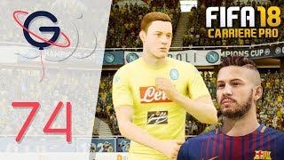 FIFA 18 : CARRIÈRE PRO FR #74 - Finale de la  Ligue des champions !