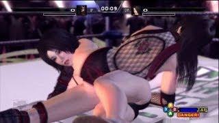 Rumble Roses XX Lambda Ryona Destruction (1 HD)