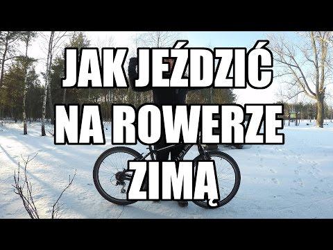 Jak jedzić na rowerze zimą 81 Rowerowe Porady