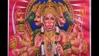 Hanuman Janam Katha    Satya Adhikari    Sampurna Hanuman ji Ki Katha #Ambey Bhakti