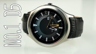 No1. D5 - One of the best Smartwatches with an affordable price tag - Part1/2 [4K]