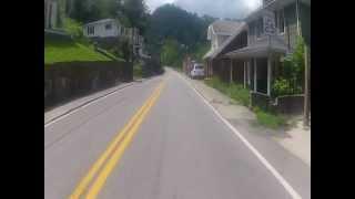 A Drive Through Welch, WV