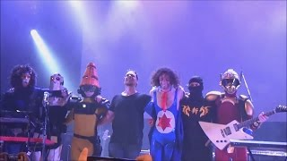 TWRP+NSP+STARBOMB Toronto Live Show HIGHLIGHTS