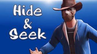 Gmod Ep. 39 Hide & Seek - Tumbleweed Edition! (Garry's Mod Funny Moments) SFM Intro!