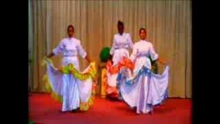 Shekinah Ministries Suriname- Shekinah Jeugd & Shekinah Commewijne Kerstoptreden.