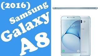 Samsung Galaxy A8 (2016) our opinion in hindi with specs
