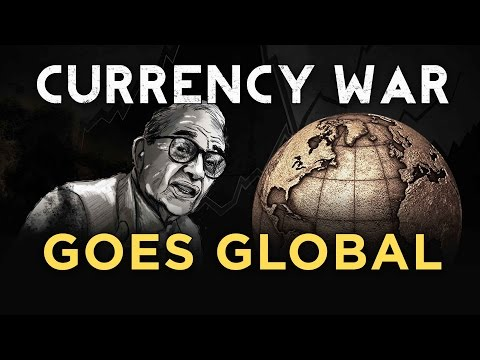 currency war The latest tweets from currency war (@currency_war) competitive devaluation of paper notes | #currencywar | community trending, data visualization are my passions.