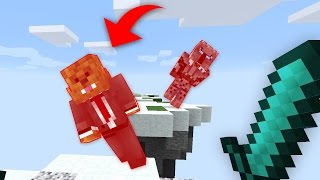 99% OF PEOPLE CAN'T KILL THIS PRO (Minecraft Skybounds Skyblock)