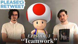 Nick Will Help Pat Make Nintendo Retweet This Picture of Toad — PLEASE RETWEET, Episode 3