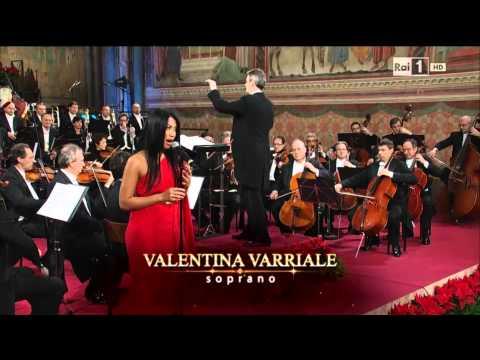 Anggun Malam Kudus Silent Night at San Francesco Concerto di Natale ad Assisi
