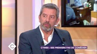 Michel Cymes : ses premiers pas de comédien - C à Vous - 16/03/2018