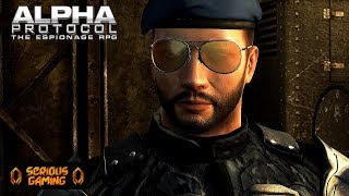 Alpha Protocol Tribute - Everybody Wants to Rule the World