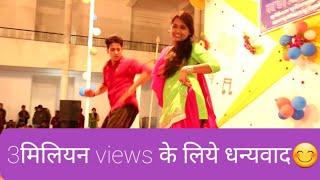 Badli badli laage....dance on sapna's song
