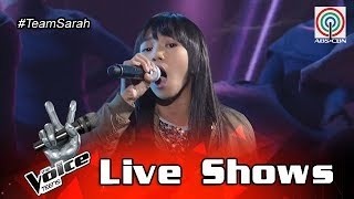 The Voice Teens Philippines Live Show: Jona Soquite - Symphony