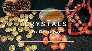 Best Crystals & Stones For The New Year To Activate The Chakras- Part 1