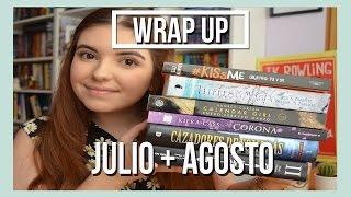 WRAP UP Julio+Agosto | La corona, Calendar Girl, Cazadores de sombras | ¡Sorteo internacional!