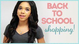 BACK TO SCHOOL SHOPPING TIPS w/ Teala Dunn