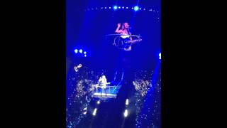 You Are In Love (Acoustic) - Taylor Swift 1989 World Tour Singapore 081115