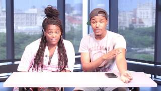 The Dewayne And Aasia Show Episode 1