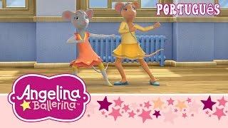 A escola de amigos da Angelina - Angelina Ballerina Brasil