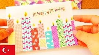 Как сделать открытки с днем рождения маме 75