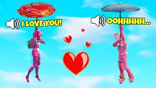 When You Team Up With a Girl   Voice Chat   Fortnite WTF, Troll & Funny Moments #28