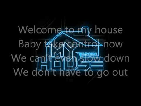 Download My House [Flo Rida] Lyrics Edition