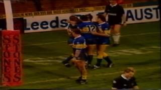 Leeds 33 Wigan 28   1994-95 season