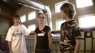Elementary Student Made Movie -- Filmmaking Kids